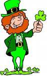 little-green-irish-man
